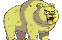 Zombie Bear in The Outbreak